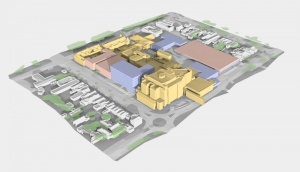 Ballarat Health Services Masterplan