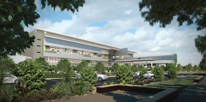 Mackay Base Hospital Redevelopment