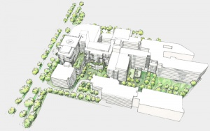 The Royal Melbourne Hospital Masterplan