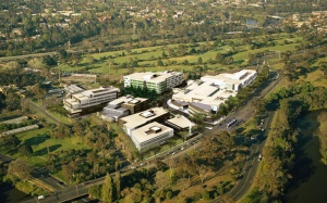 Botanicca Corporate Park Masterplan