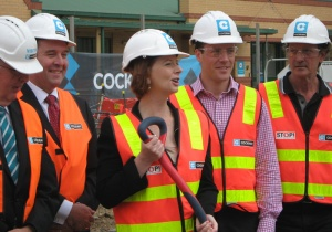 Construction Commences at Werribee Mercy Hospital