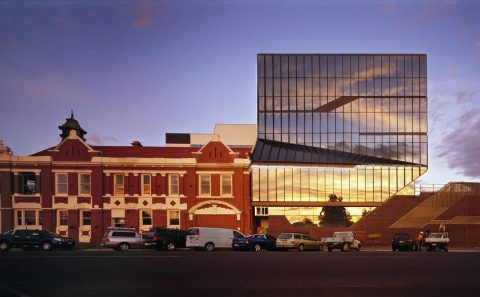 Ballarat Regional Integrated Cancer Centre BLP
