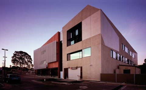 La Trobe University Clinical Teaching Building