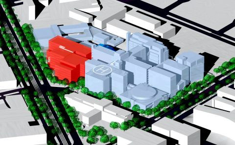 Royal Women's Hospital Masterplan and Options Analysis