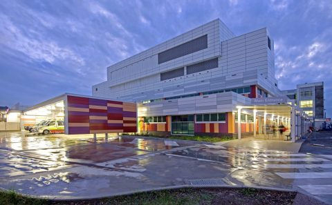 Mackay Base Hospital Redevelopment BLP