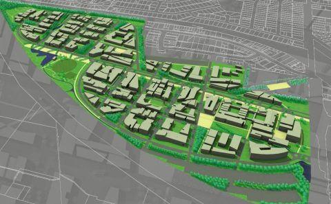 Monash University Masterplan