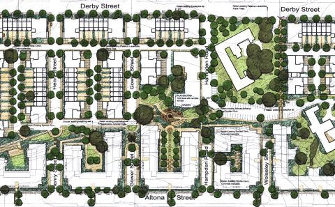 Kensington Village Masterplan