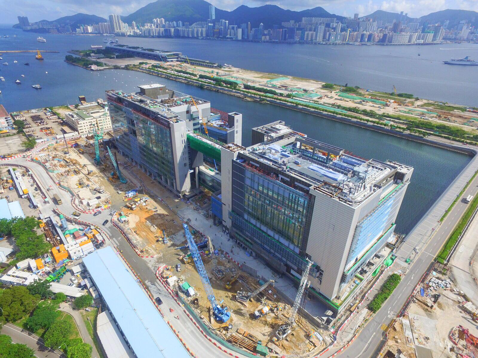 Hong Kong Children's Hospital BLP Medical Planners Interior Design