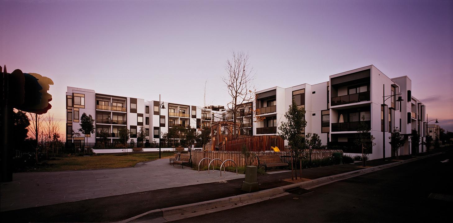 Kensington Village Private and Social Housing BLP