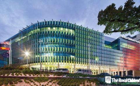Royal Children's Hospital Melbourne BLP