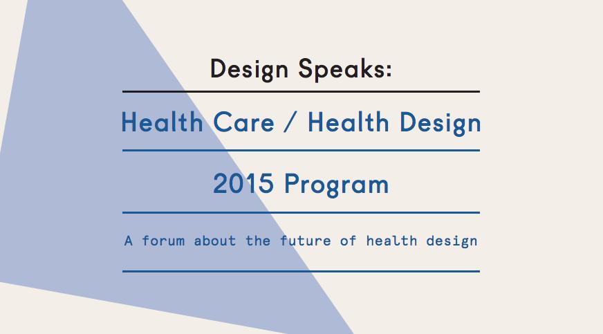 Ron Billard Design Speaks Forum BLP