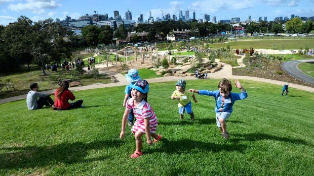 Royal Children's Hospital Melbourne Royal Park BLP