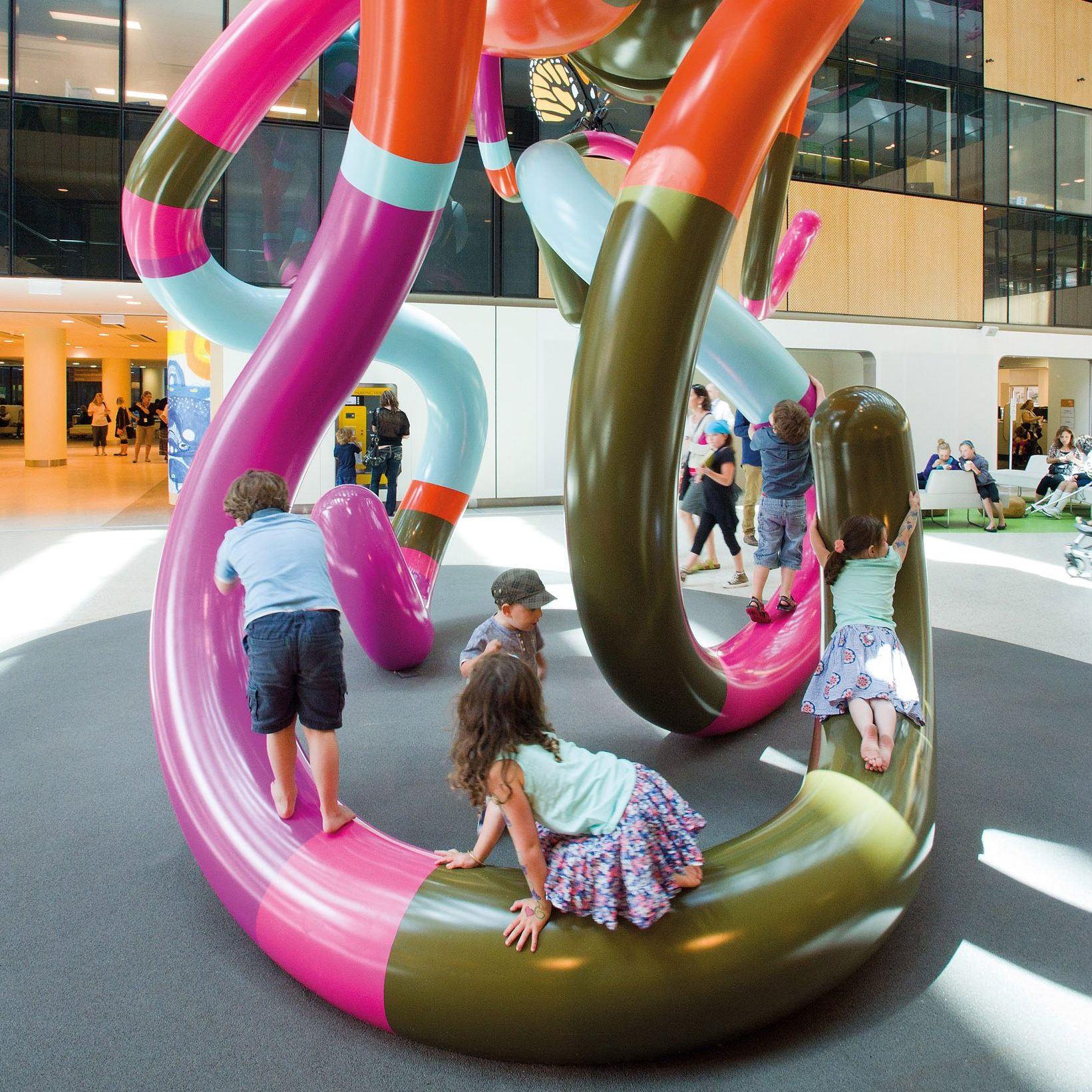 Royal Children's Hospital Atrium Creature BLP