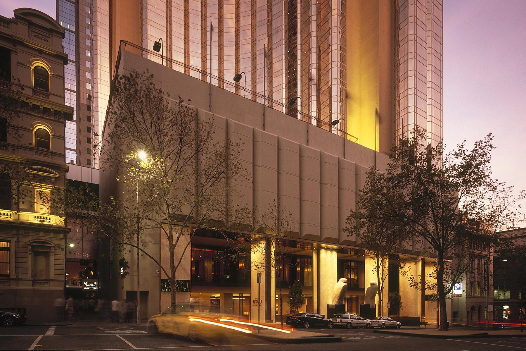 Grand Hyatt Hotel Melbourne