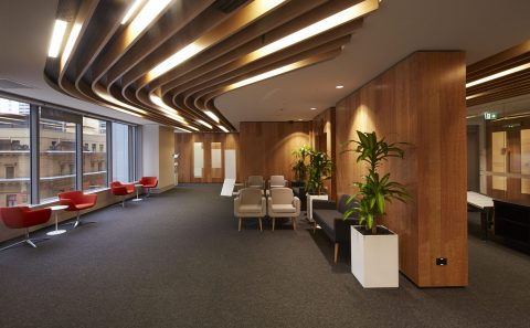 Royal Commission into Institutional Responses to Child Sexual Abuse Hearing Room and Office Fit Out,