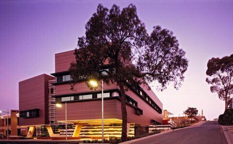 La Trobe Health Sciences Building