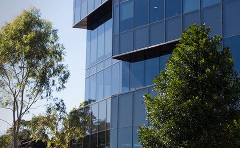 Botanicca Corporate Park, Building 8