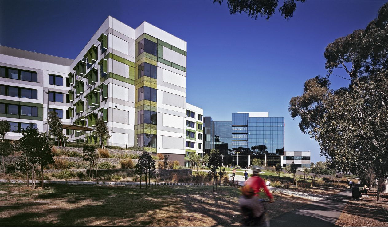 Royal Children's Hospital Melbourne Royal Park BLP