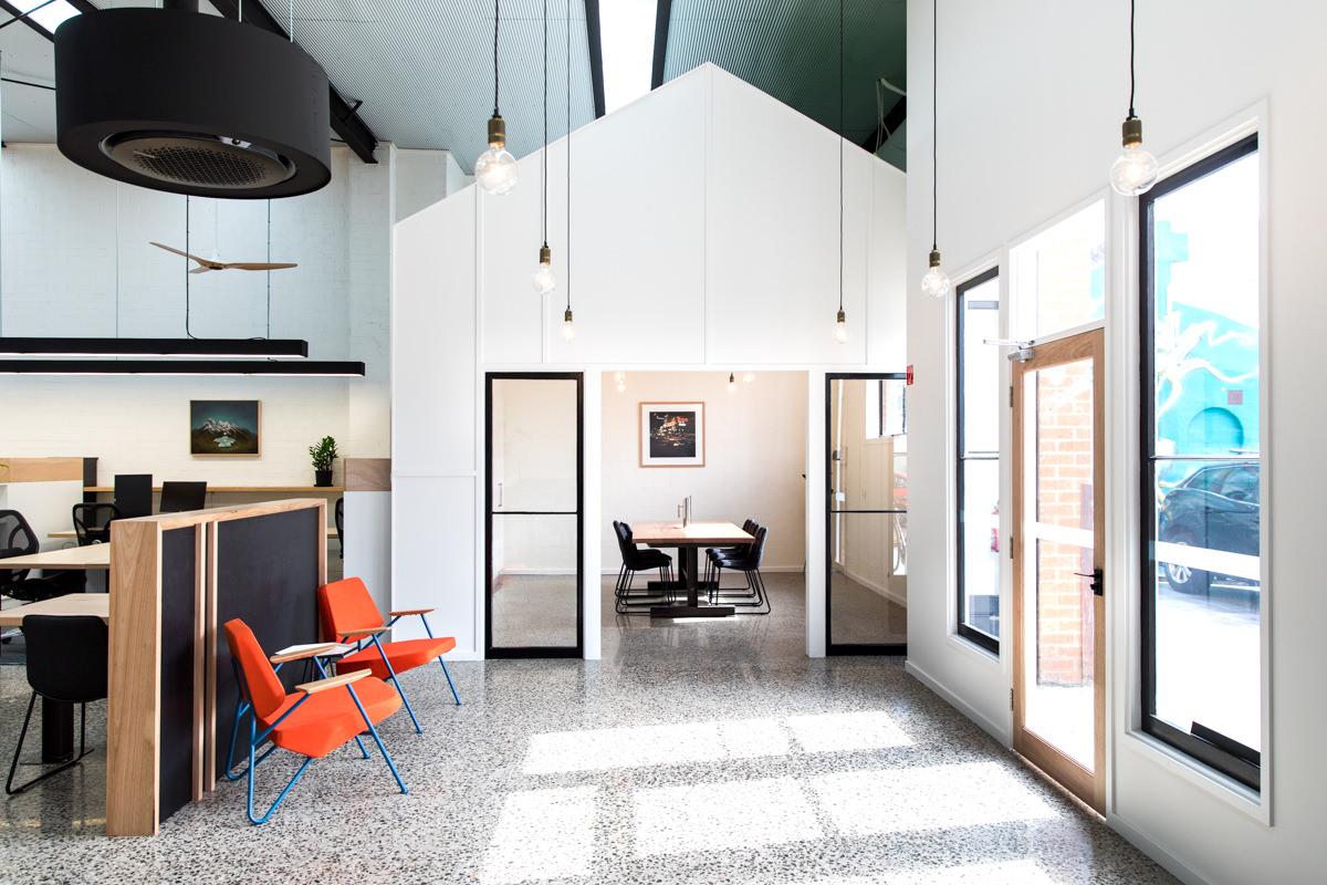 Prentice Street Studio Interior Design