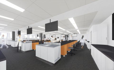 La Trobe University Reid Building Adaptive Reuse Project