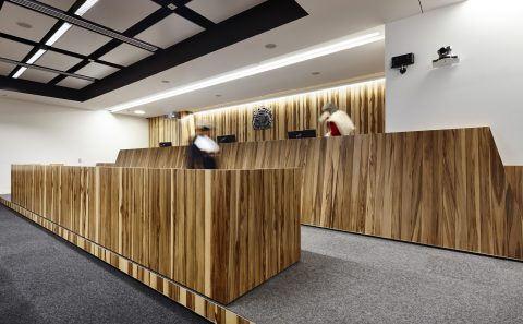 Kilmore East Court Room