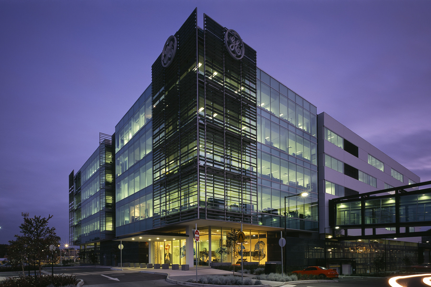 GE Money, Botanicca Corporate Park