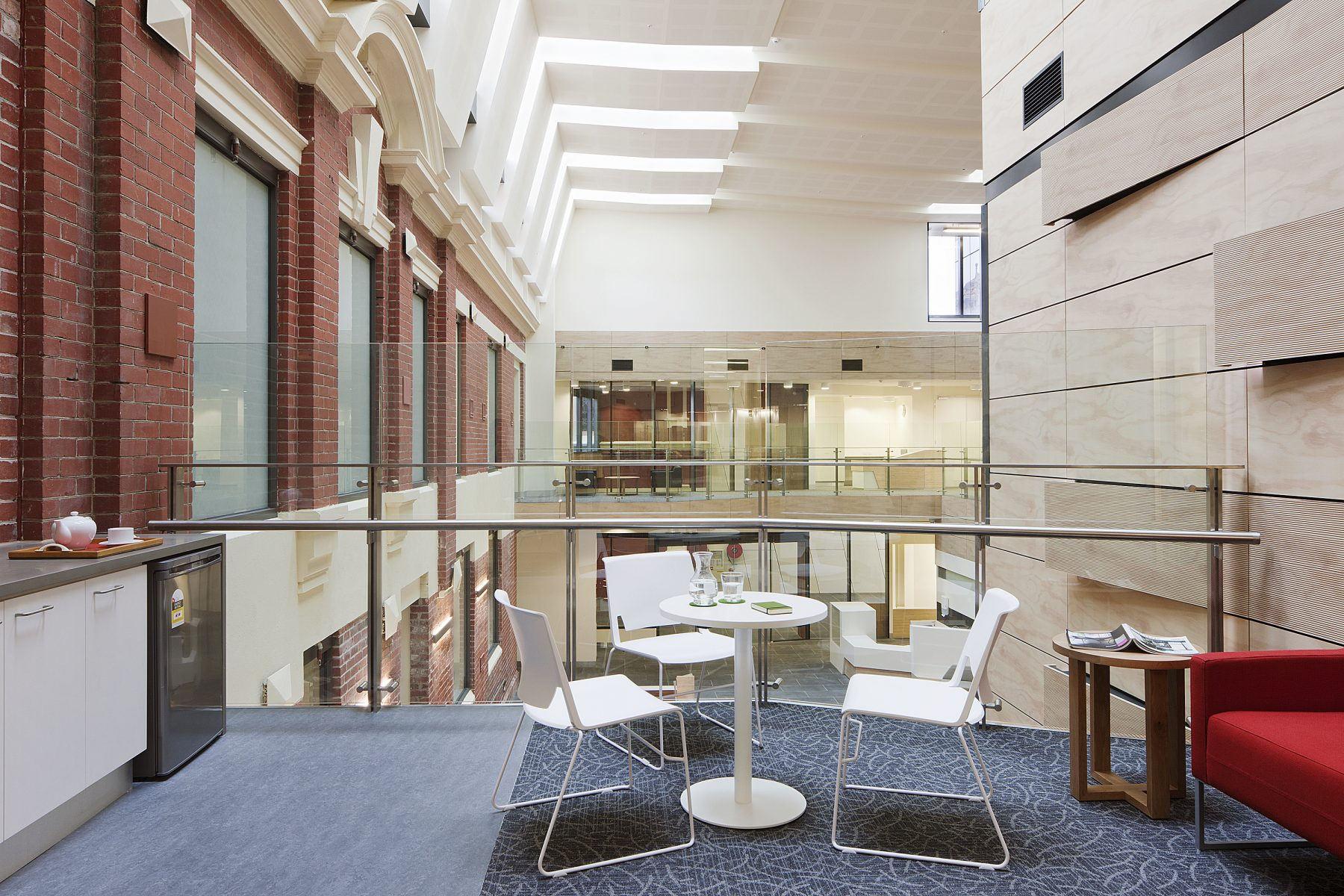 Ballarat Regional Integrated Cancer Centre BLP
