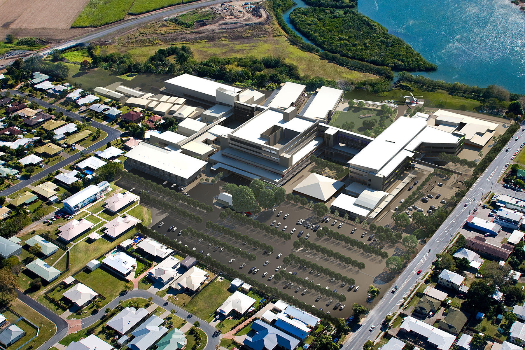Mackay Base Masterplan