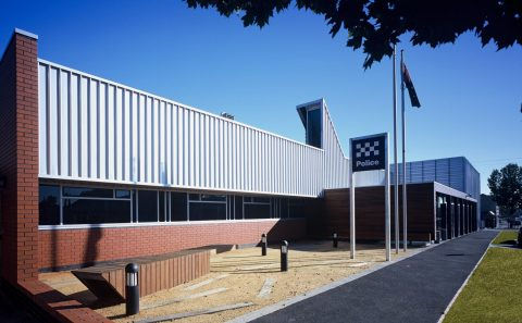 Maryborough 24 Hour Police Station