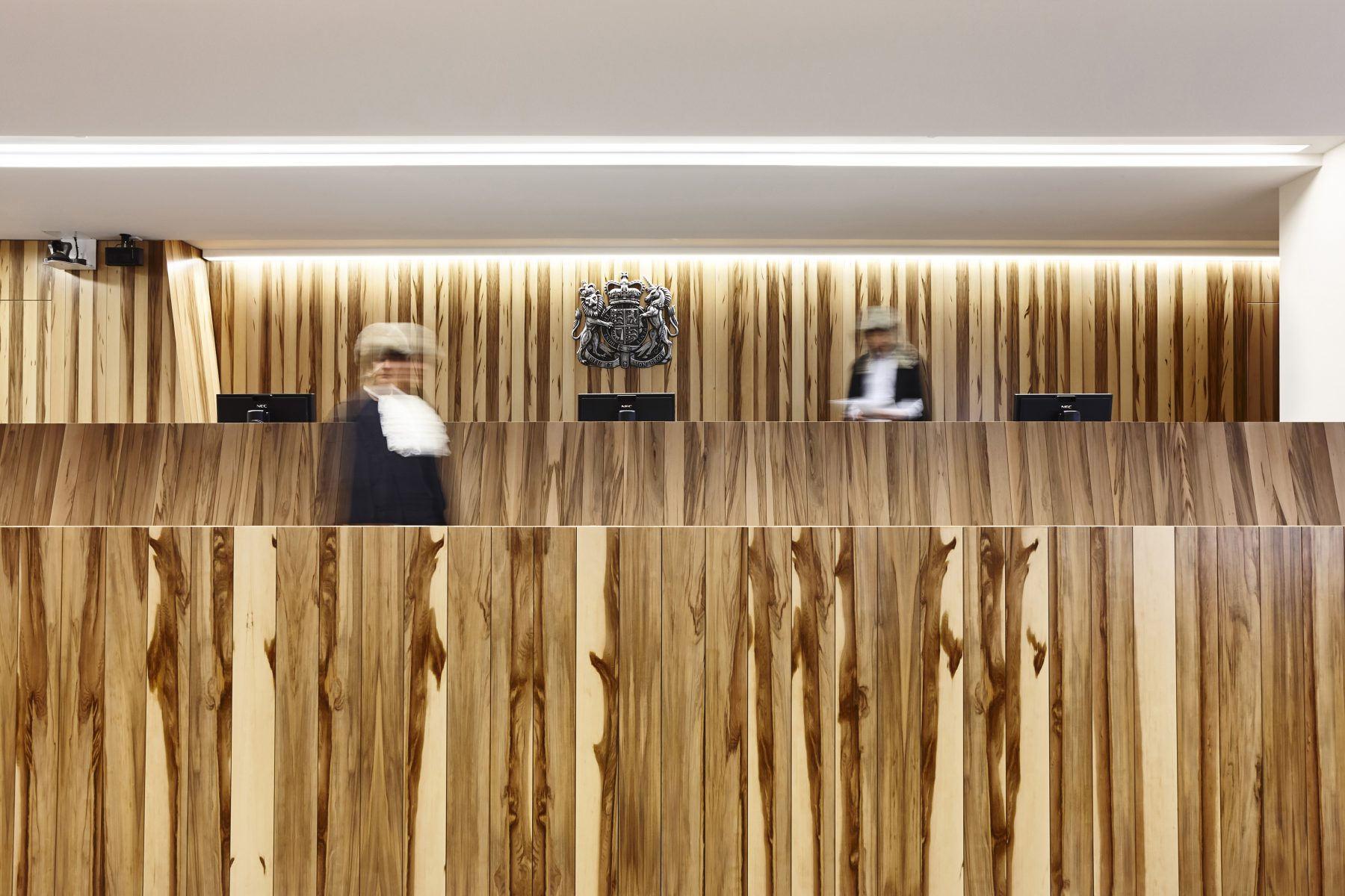 East Kilmore Court Room BLP