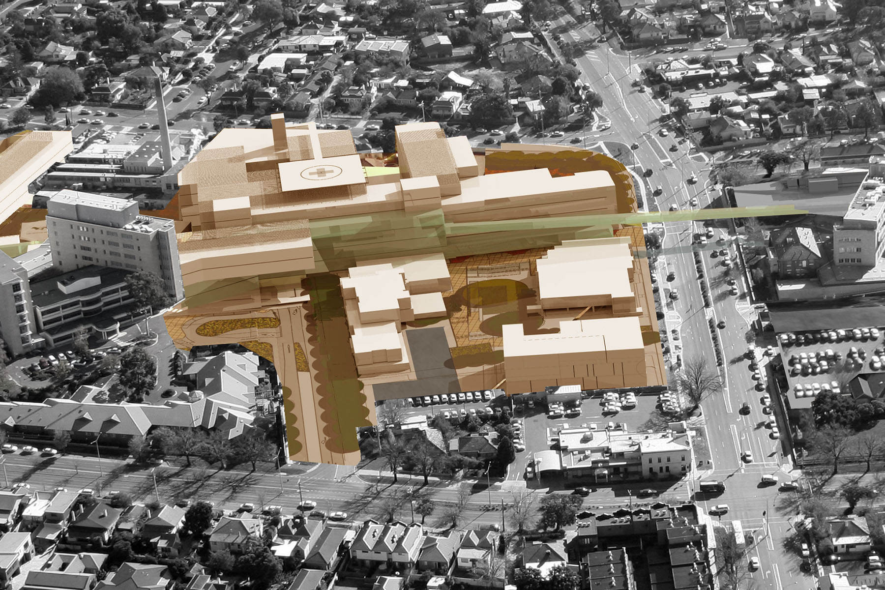 Bendigo Health Masterplan