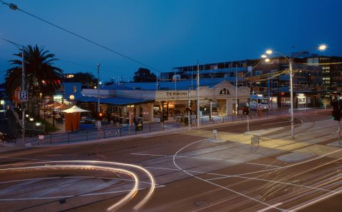 The Metropol St Kilda Railway Station Redevelopment