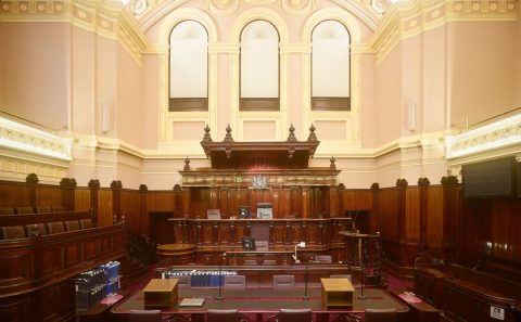 Supreme Court Victoria BLP
