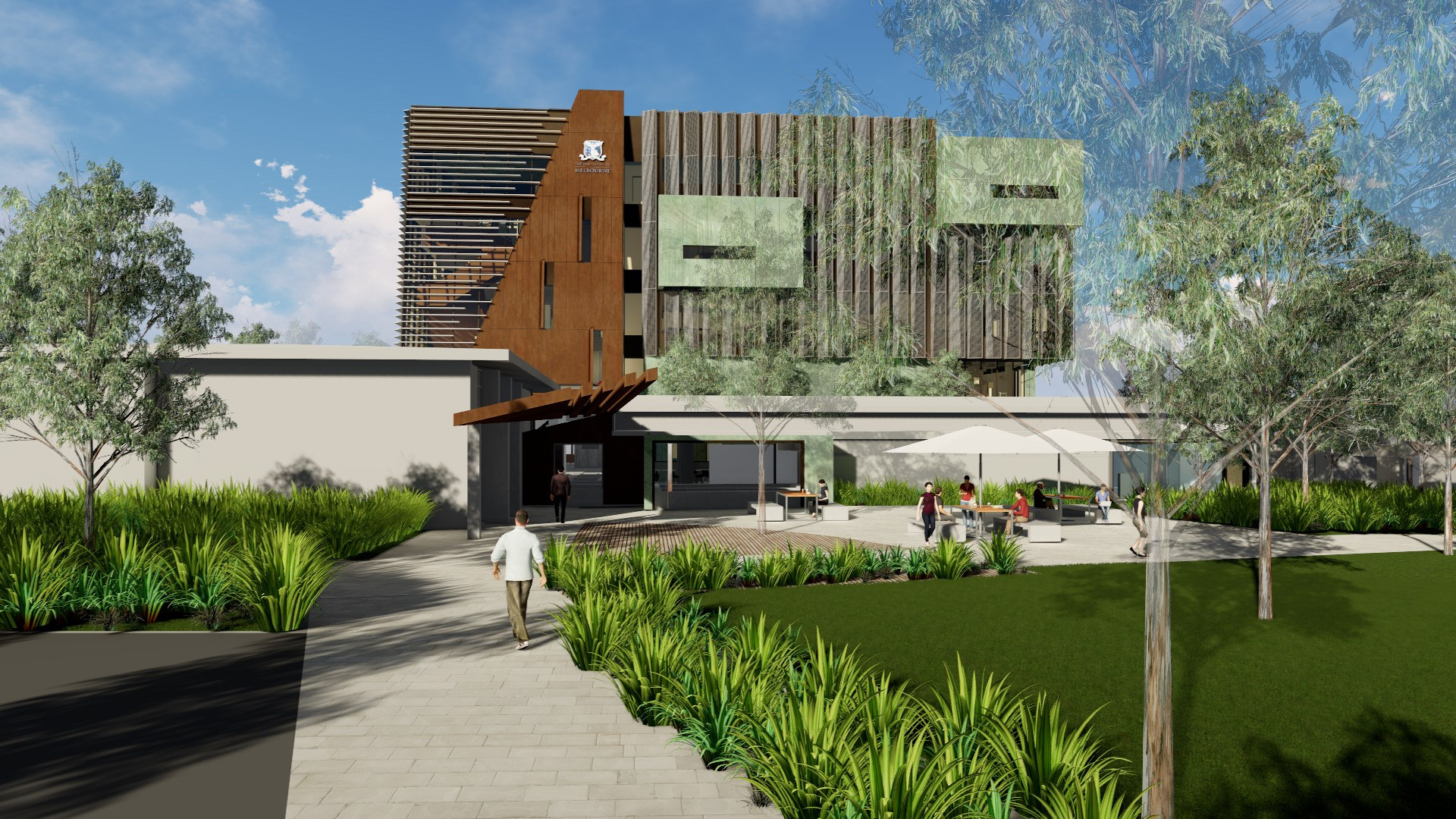 University of Melbourne Werribee Campus Redevelopment BLP