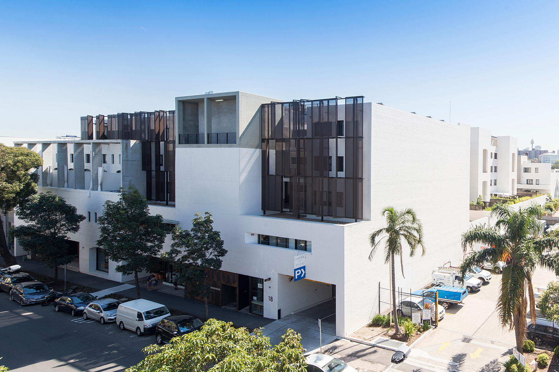 Architecture, Casba, BLP