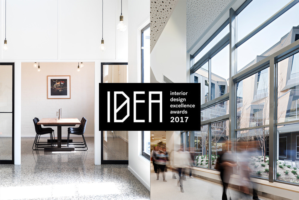 BLP shortlisted IDEA 2017 interior design excellence awards Albury Prentice