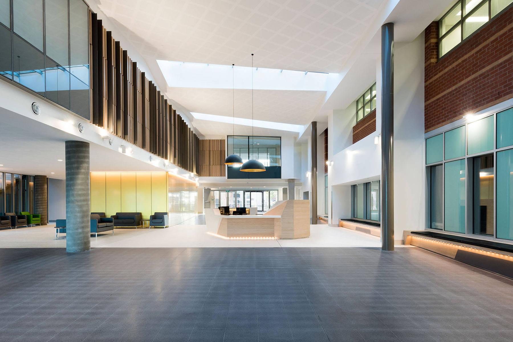 Ballarat Base Hospital Additional Beds Ambulatory Care and Helipad