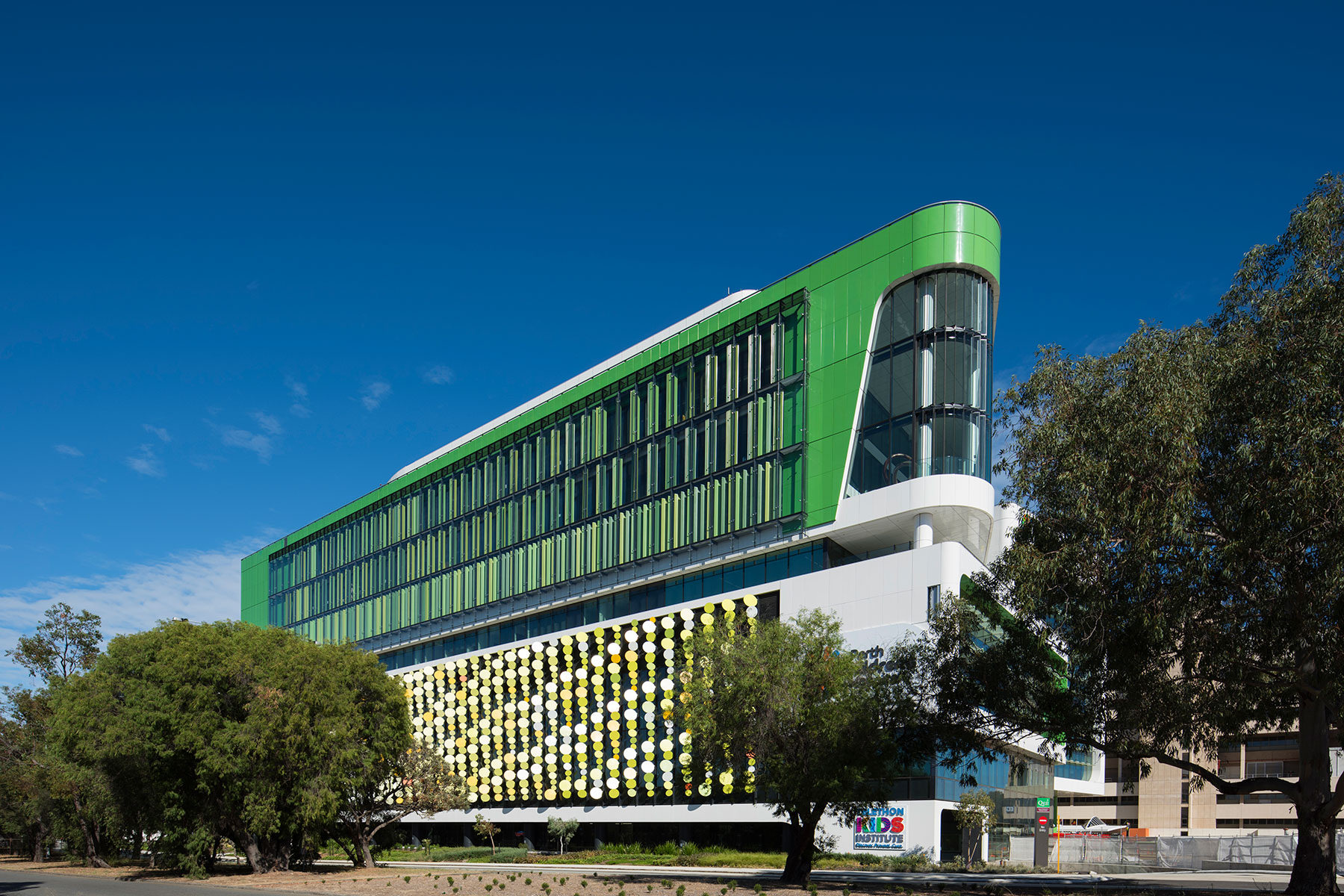 Perth Children's Hospital | Billard Leece Partnership