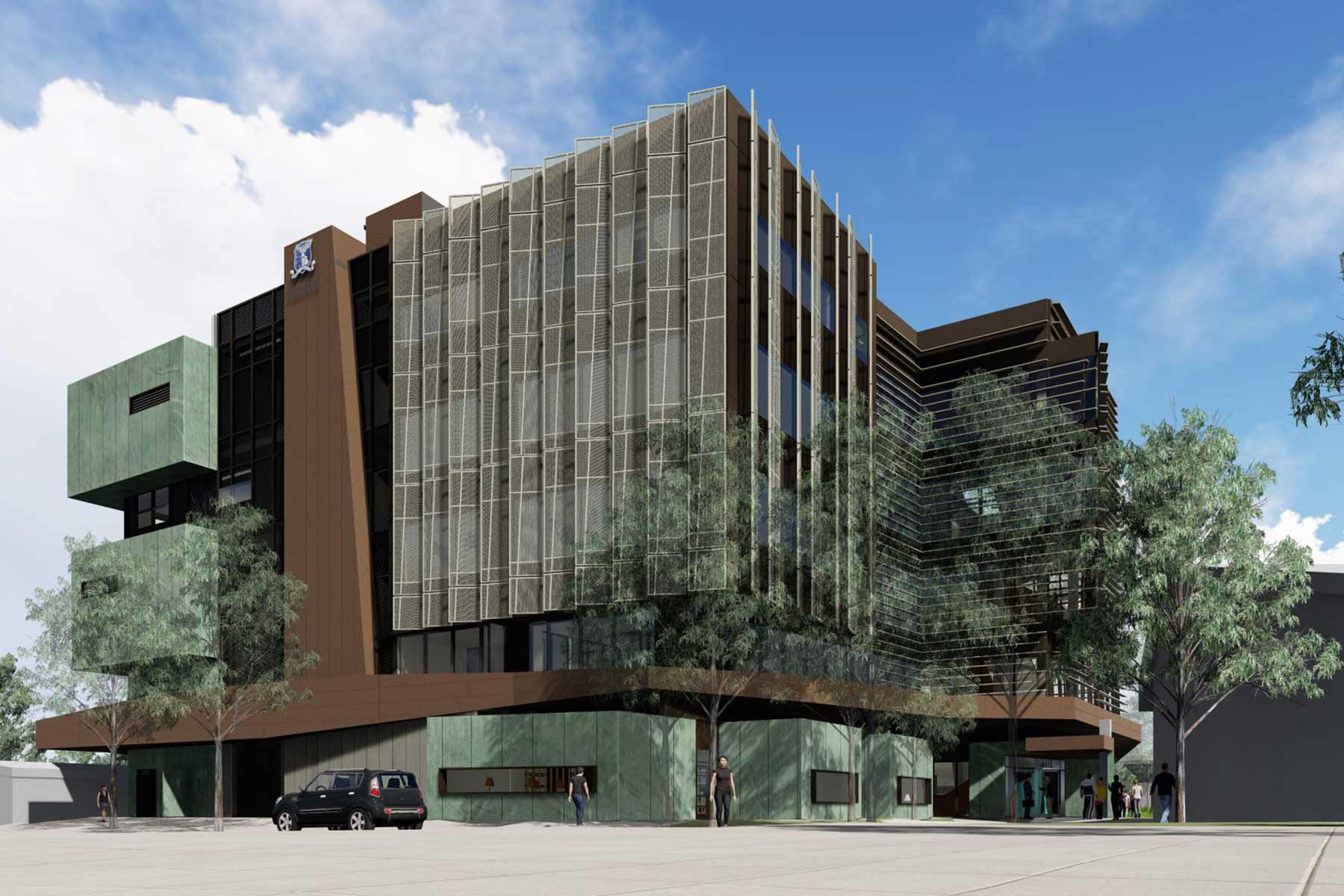 University of Melbourne Werribee, Education, BLP
