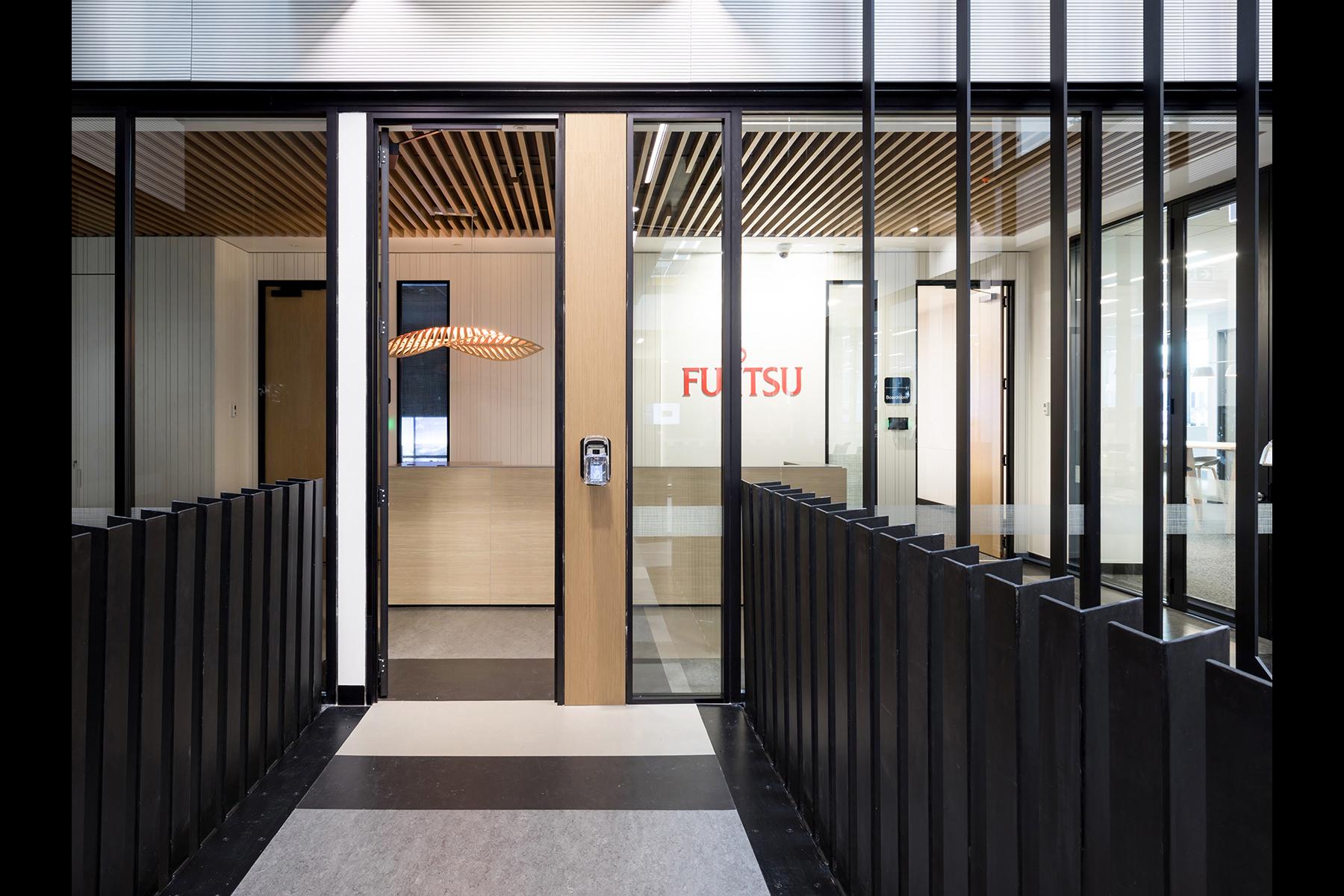 Fujitsu Auckland BLP