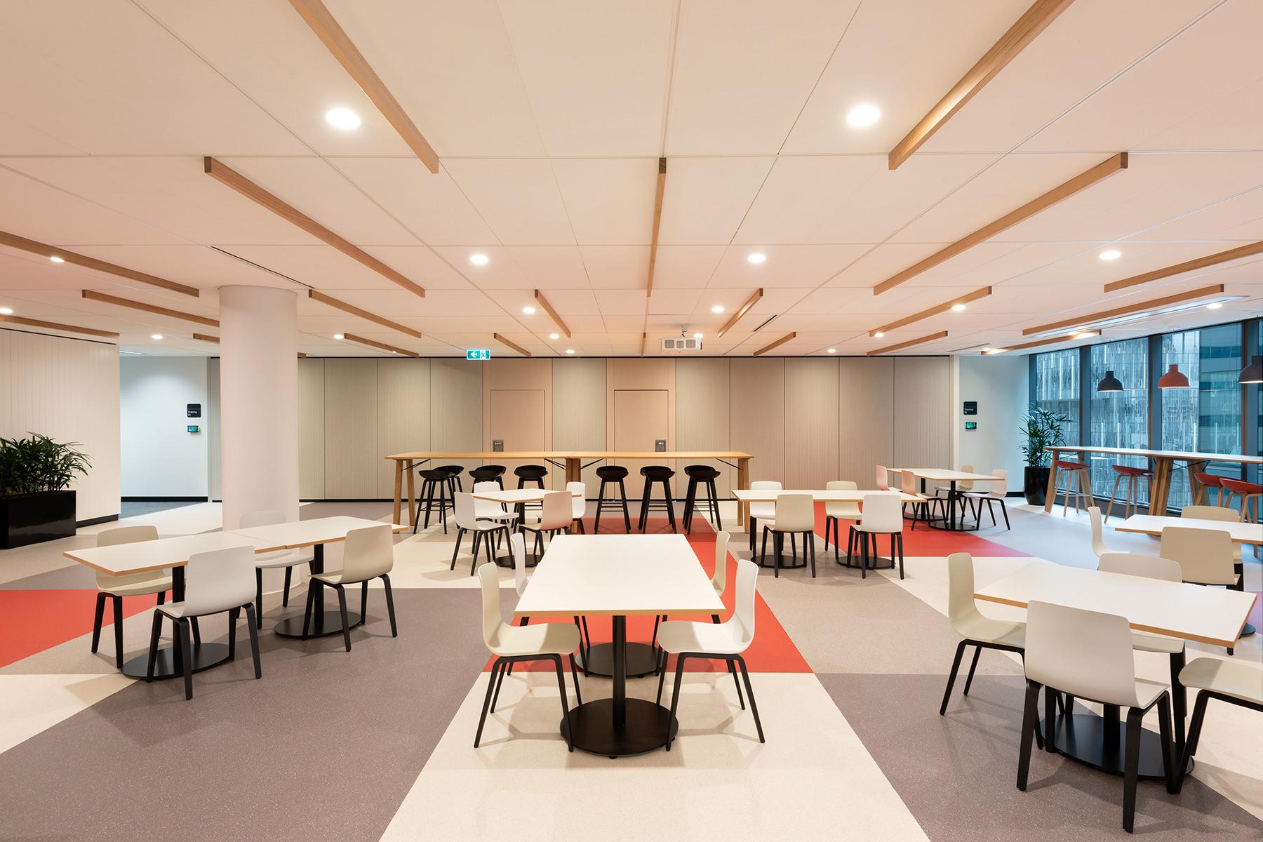 Fujitsu Workplace Melbourne BLP