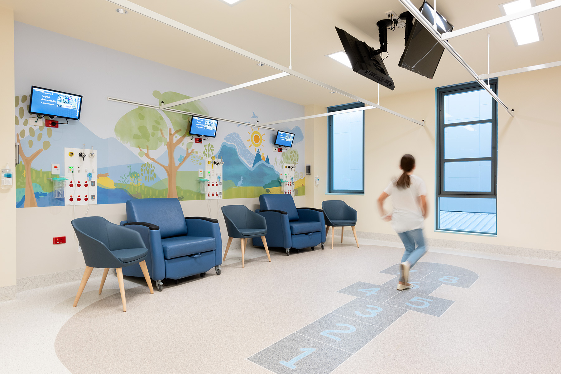 Ballarat Base Hospital Paediatric Expansion