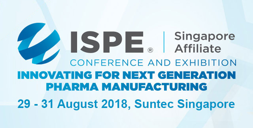 180905 ISPE 2018 Singapore Victor de Baets Science+Technology Leader Biopharma News