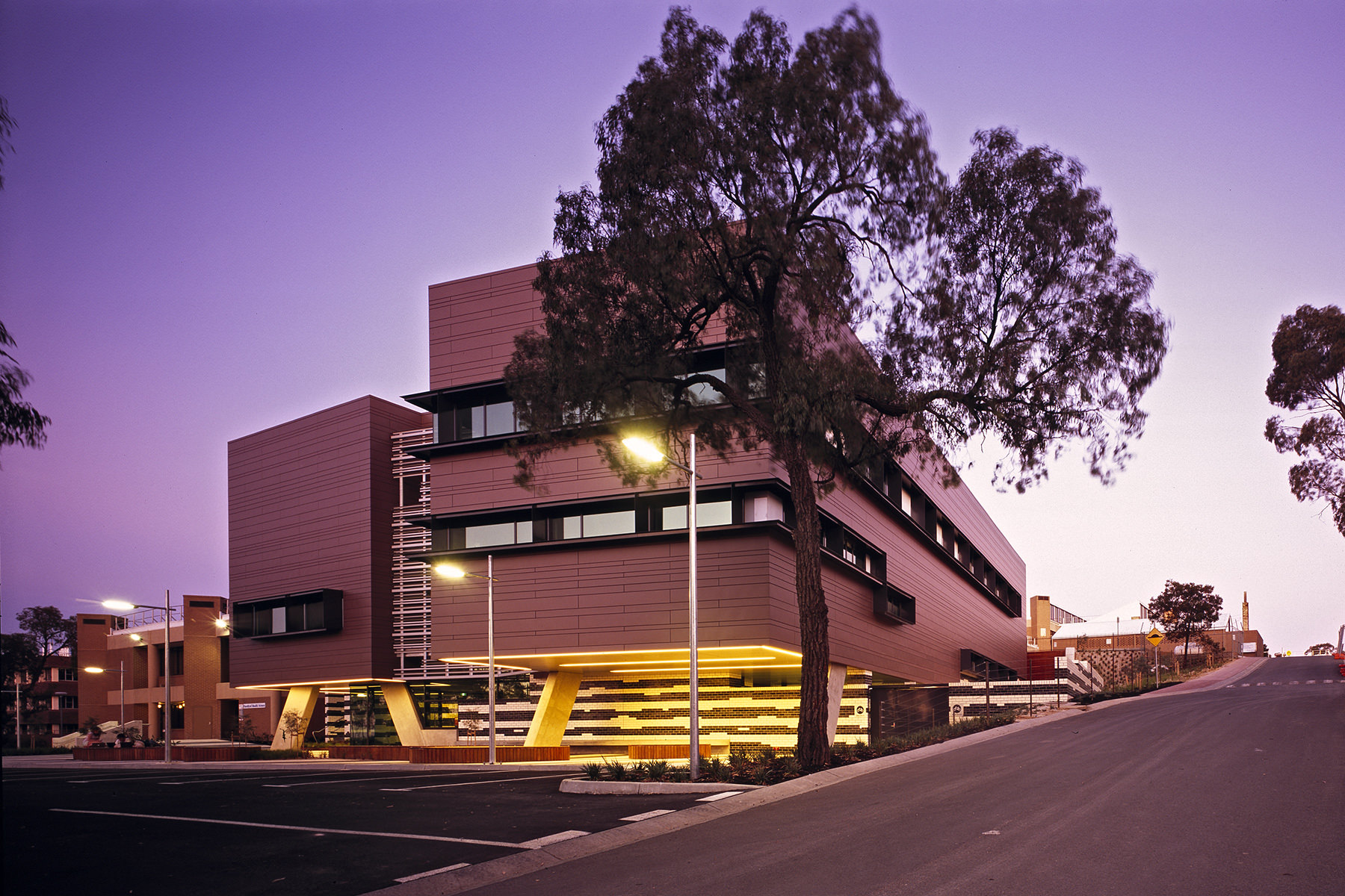 La Trobe Health Sciences Building, Bendigo