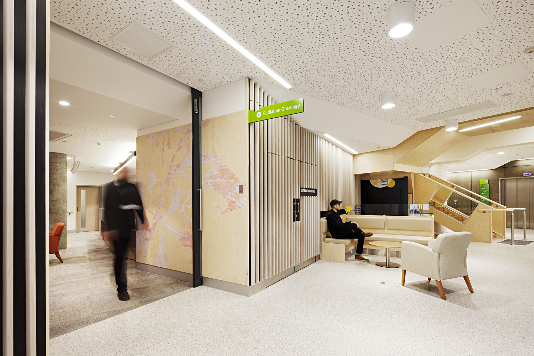 Albury Wodonga Regional Cancer Centre Workplace