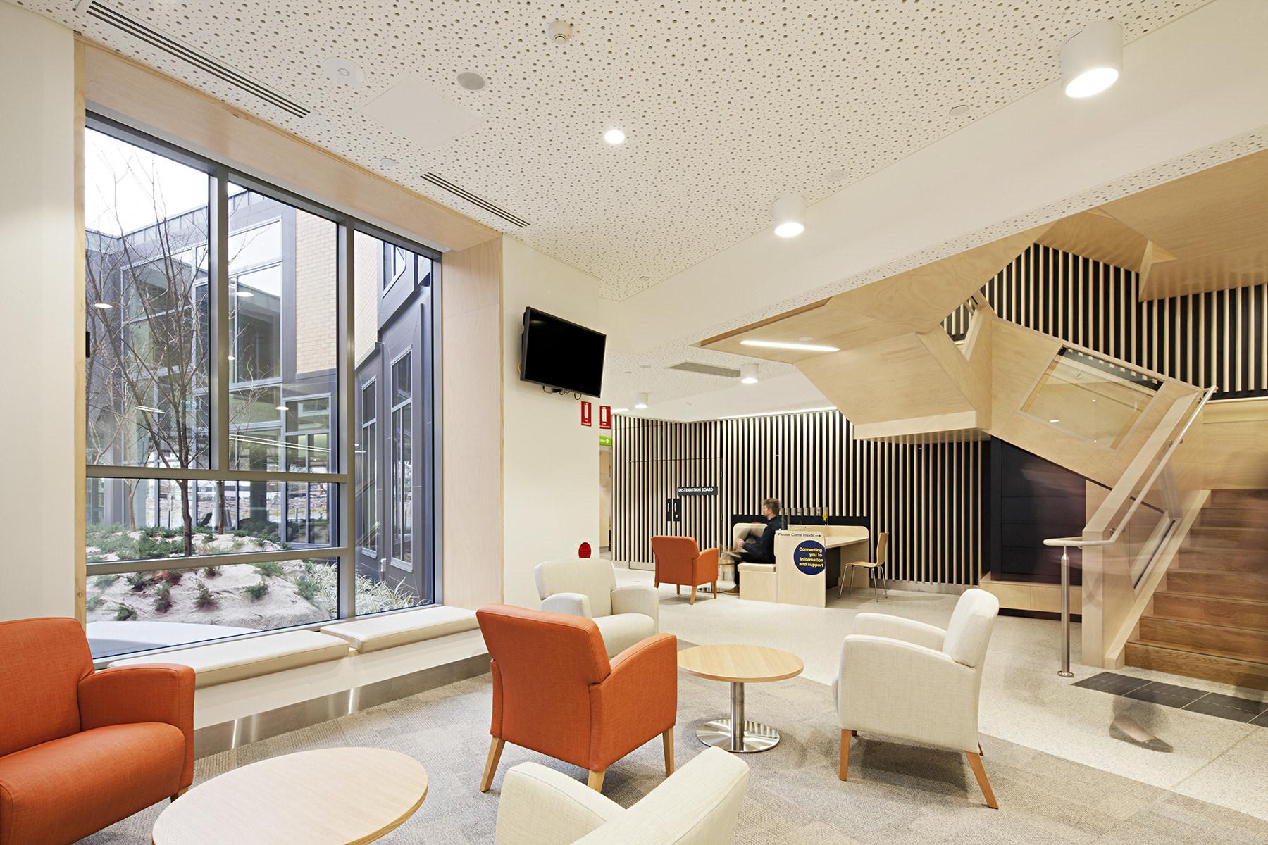 Albury Wodonga Regional Cancer Centre Workplace