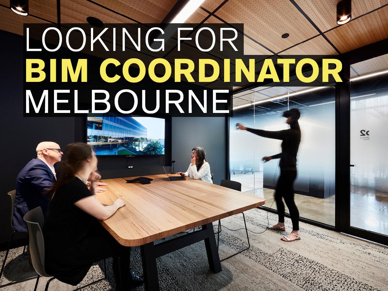 BIM Coordinator Melbourne